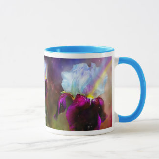 Goddess Of The Rainbow Iris Mug