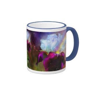 Goddess Of The Rainbow Iris Mug