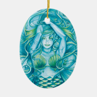 Goddess of the Sea Ornaments