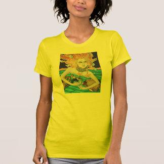 Goddess of the Sea Tshirts
