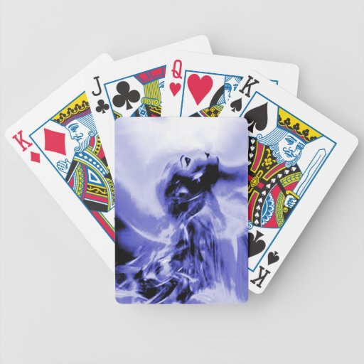 Goddess Of Water Bicycle Playing Cards