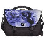 Goddess Of Water Laptop Messenger Bag