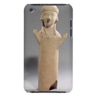 Goddess or worshipper with raised arms, figurine, Case-Mate iPod touch case
