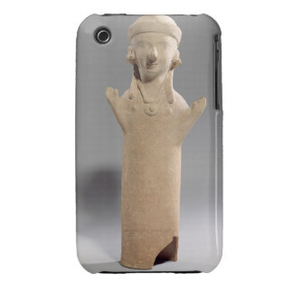 Goddess or worshipper with raised arms, figurine, iPhone 3 Case-Mate case