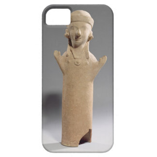 Goddess or worshipper with raised arms, figurine, iPhone SE/5/5s case