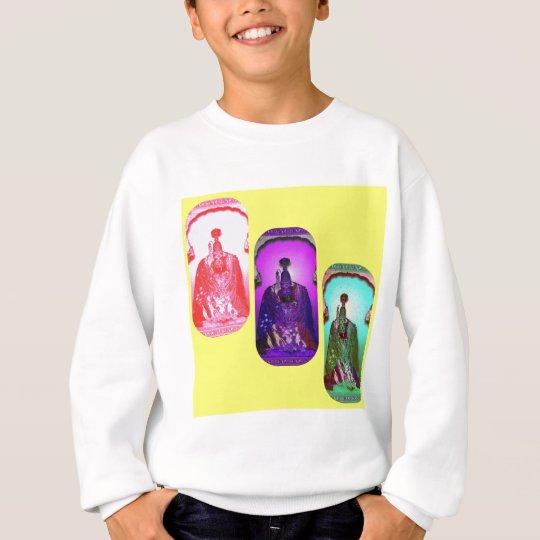 Goddess Power Yellow Sweatshirt