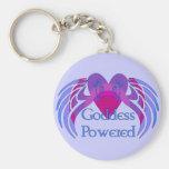 Goddess Powered Key Chains