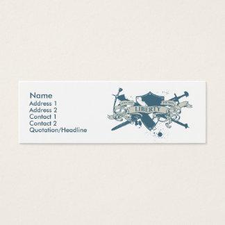 Goddess Shield Profile Card
