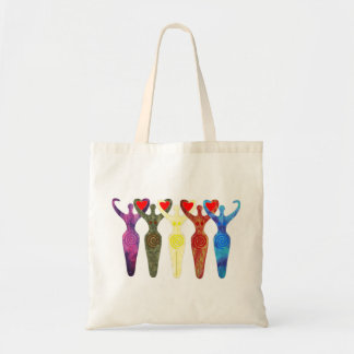 Goddess Sisterhood tote