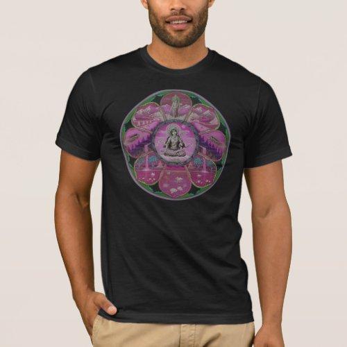 Goddess Tara Mandala T_Shirt