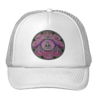 Goddess Tara Mandala Trucker Hat