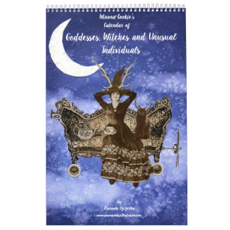 Goddesses, Witches and Unusual Individuals Calendar