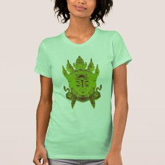 GoddessTara in green Tank Top