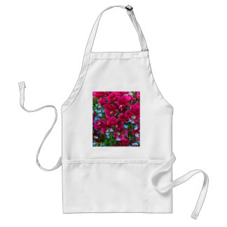 Godetia And Lobelia Gifts Adult Apron