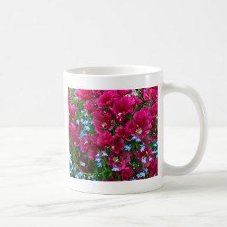 Godetia And Lobelia Gifts Coffee Mug