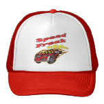Godfather Auto Racing Father's Day Gifts Hat