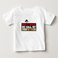 Godfather Baby Baby T-Shirt