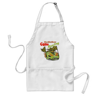 Godfather Gone Racing Gifts Adult Apron