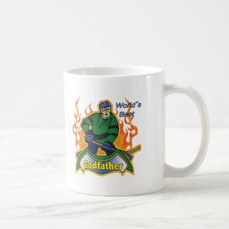 Godfather Hockey T-shirts and Gifts Coffee Mug