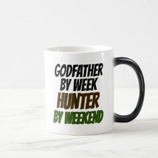 Godfather Hunter 11 Oz Magic Heat Color-Changing Coffee Mug