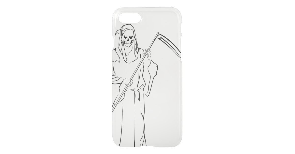 Godfather iPhone 7 Clearly™ Deflector Case   Zazzle.com