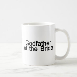 Godfather Of The Bride Coffee Mug
