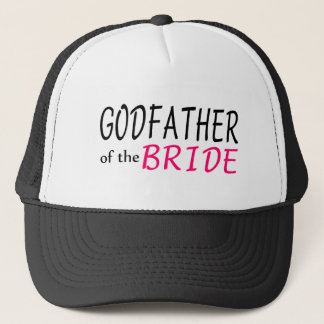 Godfather Of The Bride Trucker Hat