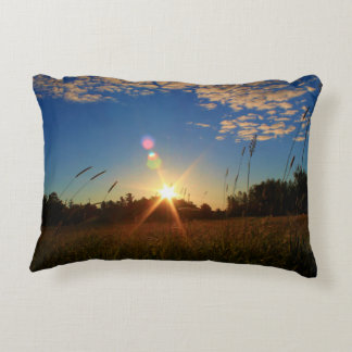 Godfrey Drive Sunrise Decorative Pillow