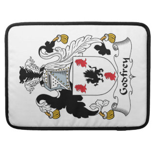 Godfrey Family Crest Sleeves For MacBook Pro