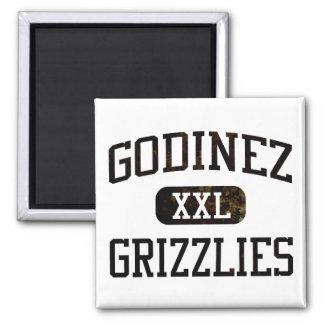 Godinez Grizzlies Athletics Magnet