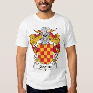 Godins Family Crest T-shirt