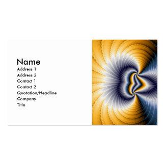 Godless - Fractal Business Card