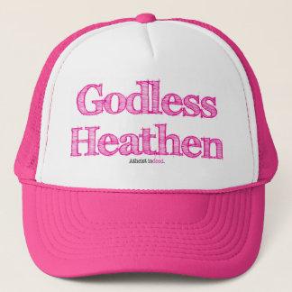 Godless Heathen Apparel Trucker Hat