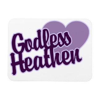 Godless Heathen Flexible Magnets