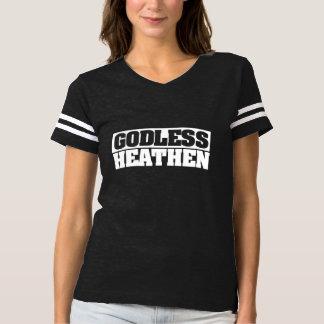 godless heathen t-shirt