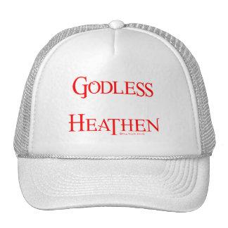 Godless Heathen Trucker Hat