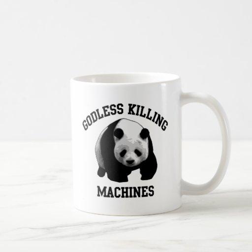 Godless Killing Machines Coffee Mug