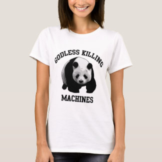 Godless Killing Machines T-Shirt