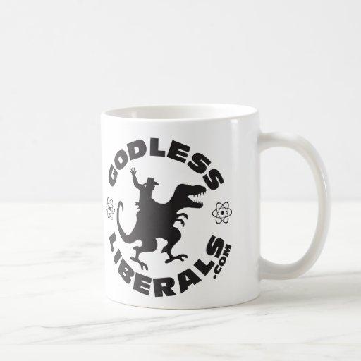 Godless Liberal Official Logo Mug