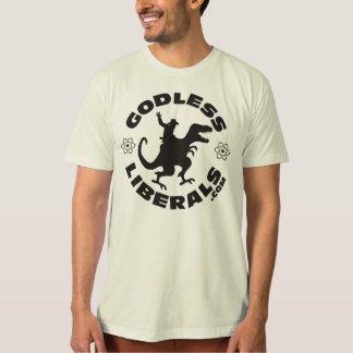 Godless Liberals Official Logo Men's Organic T T-Shirt