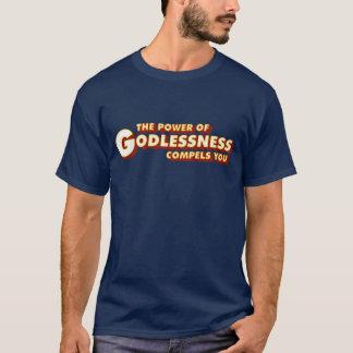Godlessness Playera