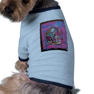 godlike by sludge aka tracy otero dog tee shirt