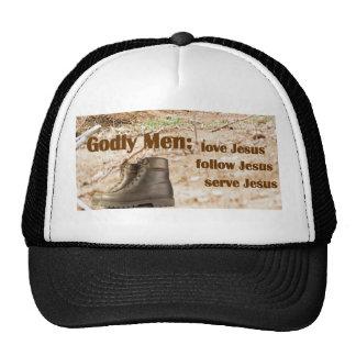 Godly men trucker hat