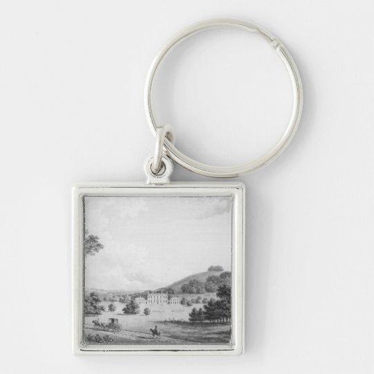 Godmersham Kent Park Keychain