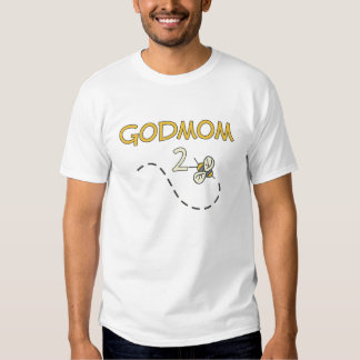 Godmom 2 Bee T-shirt