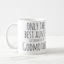 godmother aunt coffee mug