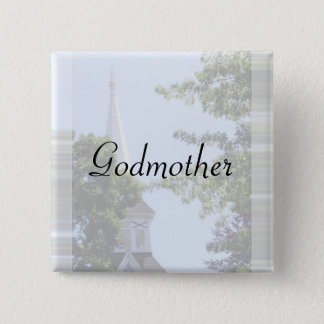 Godmother Button/pin Pinback Button