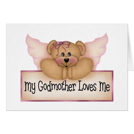 Godmother Children's Gifts Card