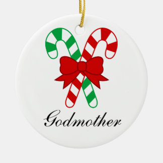 Godmother Christmas Ornament