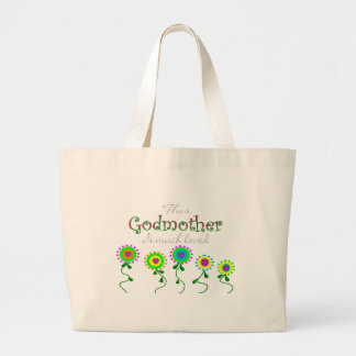 Godmother Gifts for Any Occasion Canvas Bag